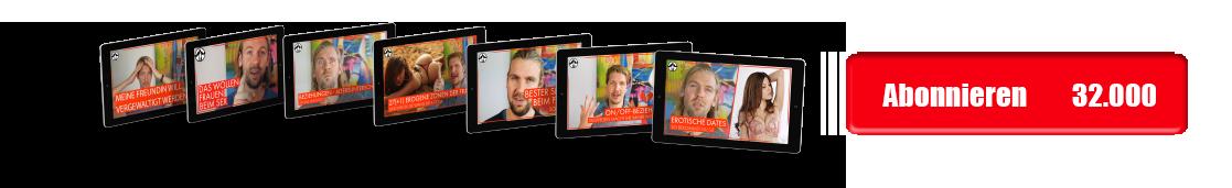 Männlichkeit stärken auf YouTube abbonieren - hier klicken